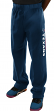 "Houston Texans Majestic NFL ""Victory"" Men's Fleece Sweatpants - Navy"