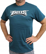 "Philadelphia Eagles Majestic NFL ""Pick Six"" Men's Short Sleeve T-Shirt - Green"