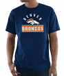 "Denver Broncos Majestic NFL ""Maximized"" Men's Short Sleeve T-Shirt"