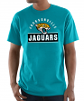 "Jacksonville Jaguars Majestic NFL ""Maximized"" Men's Short Sleeve T-Shirt"