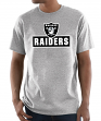 "Oakland Raiders Majestic NFL ""Maximized"" Men's Short Sleeve T-Shirt"