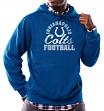 "Indianapolis Colts Majestic NFL ""Kick Return 3"" Men's Blue Hooded Sweatshirt"
