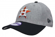 """Houston Astros New Era 9Forty MLB Youth """"League Heather"""" Adjustable Hat"""