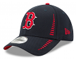 "Boston Red Sox New Era 9Forty MLB ""Speed"" Performance Adjustable Hat - Navy"