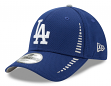 "Los Angeles Dodgers New Era 9Forty MLB ""Speed"" Performance Adjustable Hat - Blue"