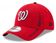 "Washington Nationals New Era 9Forty MLB ""Speed"" Performance Adjustable Hat - Red"