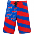 "Buffalo Bills NFL ""Diagonal Flag"" Men's Boardshorts Swim Trunks"