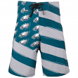 "Philadelphia Eagles NFL ""Diagonal Flag"" Men's Boardshorts Swim Trunks"