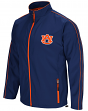 "Auburn Tigers NCAA ""Barrier"" Men's Full Zip Wind Jacket"