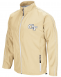 "Georgia Tech Yellowjackets NCAA ""Barrier"" Men's Full Zip Wind Jacket"