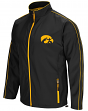 "Iowa Hawkeyes NCAA ""Barrier"" Men's Full Zip Wind Jacket"