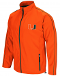 "Miami Hurricanes NCAA ""Barrier"" Men's Full Zip Wind Jacket"