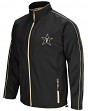 "Vanderbilt Commodores NCAA ""Barrier"" Men's Full Zip Wind Jacket"