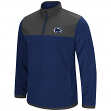 "Penn State Nittany Lions NCAA ""Blocker"" Men's 1/4 Zip Corduroy Fleece Jacket"