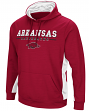 "Arkansas Razorbacks NCAA ""Big Upset"" Men's Pullover Hooded Sweatshirt"
