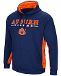"Auburn Tigers NCAA ""Big Upset"" Men's Pullover Hooded Sweatshirt"