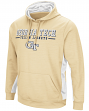 "Georgia Tech Yellowjackets NCAA ""Big Upset"" Men's Pullover Hooded Sweatshirt"
