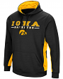 "Iowa Hawkeyes NCAA ""Big Upset"" Men's Pullover Hooded Sweatshirt"
