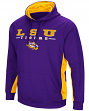 "LSU Tigers NCAA ""Big Upset"" Men's Pullover Hooded Sweatshirt"