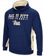 "Pittsburgh Panthers NCAA ""Big Upset"" Men's Pullover Hooded Sweatshirt"