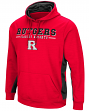"Rutgers Scarlet Knights NCAA ""Big Upset"" Men's Pullover Hooded Sweatshirt"