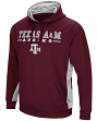 "Texas A&M Aggies NCAA ""Big Upset"" Men's Pullover Hooded Sweatshirt"