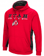 "Utah Utes NCAA ""Big Upset"" Men's Pullover Hooded Sweatshirt"