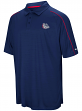 "Gonzaga Zags NCAA ""Setter"" Men's Performance Polo Shirt"