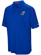"Kansas Jayhawks NCAA ""Setter"" Men's Performance Polo Shirt"