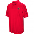 "Louisville Cardinals NCAA ""Setter"" Men's Performance Polo Shirt"