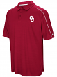 "Oklahoma Sooners NCAA ""Setter"" Men's Performance Polo Shirt"