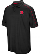 "Rutgers Scarlet Knights NCAA ""Setter"" Men's Performance Polo Shirt"