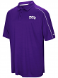 "TCU Horned Frogs NCAA ""Setter"" Men's Performance Polo Shirt"