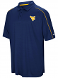 "West Virginia Mountaineers NCAA ""Setter"" Men's Performance Polo Shirt"