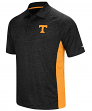 "Tennessee Volunteers NCAA ""Wedge"" Men's Performance Polo Shirt - Black"