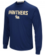 "Pittsburgh Panthers NCAA ""Power Set"" Men's Long Sleeve Performance T-Shirt"