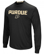 "Purdue Boilermakers NCAA ""Power Set"" Men's Long Sleeve Performance T-Shirt"