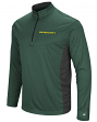 "Oregon Ducks NCAA ""Audible"" 1/4 Zip Pullover Men's L/S Wind Shirt"