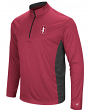 "Stanford Cardinal NCAA ""Audible"" 1/4 Zip Pullover Men's L/S Wind Shirt"