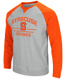 "Syracuse Orange NCAA ""Turf"" Men's Pullover Crew Sweatshirt"