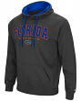 "Florida Gators NCAA ""End Zone"" Pullover Hooded Men's Sweatshirt - Charcoal"