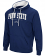 "Penn State Nittany Lions NCAA ""End Zone"" Pullover Hooded Men's Sweatshirt - Navy"