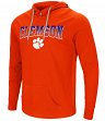 "Clemson Tigers NCAA ""Big Air"" Men's Long Sleeve Hooded T-Shirt"