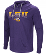 "LSU Tigers NCAA ""Big Air"" Men's Long Sleeve Hooded T-Shirt"