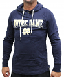 "Notre Dame Fighting Irish NCAA ""Big Air"" Men's Long Sleeve Hooded T-Shirt"