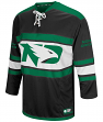 "North Dakota Fighting Hawks NCAA ""Open Netter"" Men's Hockey Sweater Jersey"