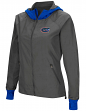 "Florida Gators NCAA Women's ""Backside"" Full Zip Hooded Charcoal Jacket"