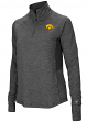 "Iowa Hawkeyes Women's NCAA ""Sabre"" 1/4 Zip Pullover Sweatshirt"