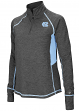 "North Carolina Tarheels Women's NCAA ""Sabre"" 1/4 Zip Pullover Sweatshirt"