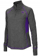"Washington Huskies Women's NCAA ""Sabre"" 1/4 Zip Pullover Sweatshirt"